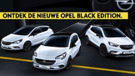 De Opel Black Edition