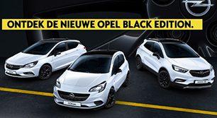 Bekijk De Opel Black Edition