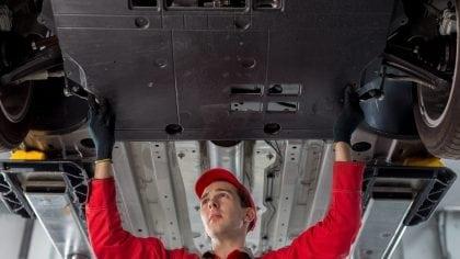Citroën tussentijdse controle