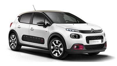 Bekijk Citroën C3 nu met € 2.290,- korting