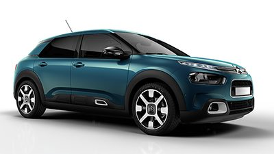 Bekijk Citroën C4 Cactus nu met € 1.490,- korting