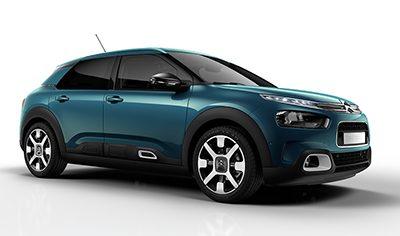 Citroën C4 Cactus nu met € 4.000,- korting