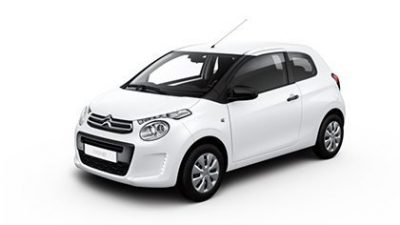 Bekijk Private lease actie Citroën C1
