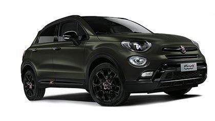 Fiat 500X nu met € 1.500,- korting