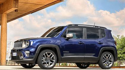 Jeep Renegade Opening Edition nu met €2200,- korting