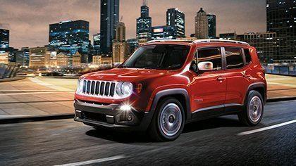 Jeep Renegade nu met € 1.500,- korting