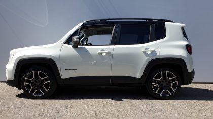 Jeep Renegade 1.0T 120pk Limited met € 2200,- korting