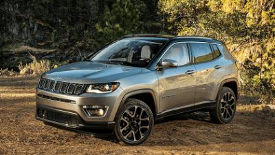 Bekijk Jeep Compass nu met €6.900,- korting