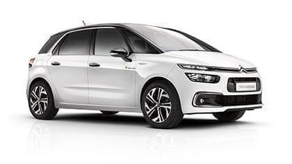 Citroën C4 Picasso nu met €4.000,- korting