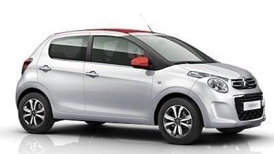 Bekijk Citroën C1 met € 2.500,- korting