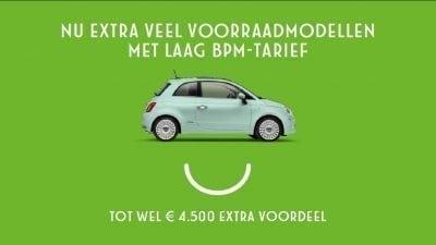 Bekijk BPM voorraad voordeel met een glimlach :-)