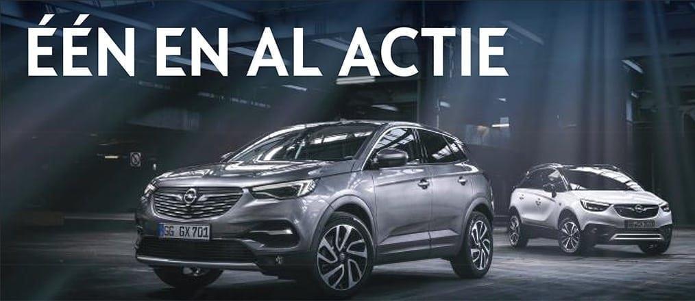 Zeer scherpe Opel private lease tarieven