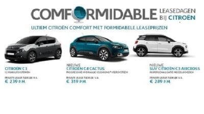 Bekijk Comformidable leasedagen bij Motorhuis