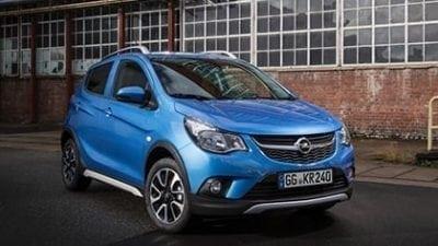 Bekijk Opel Karl ROCKS min. € 1.250,- korting
