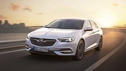 Opel Insignia min. € 5.000,- korting