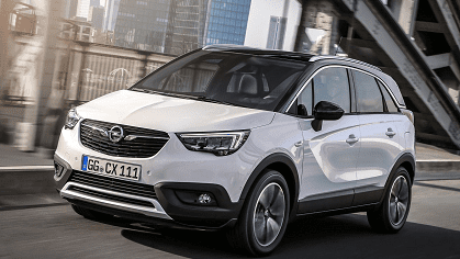 Opel Crossland X 130pk Innovation nu met €6.000,- korting