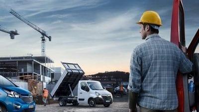Bekijk Opel Bedrijfswagen Besteldagen
