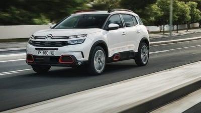 Bekijk Sneak preview Citroën C5 Aircross