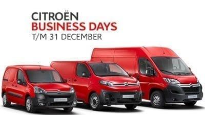 Bekijk Citroën Business Days
