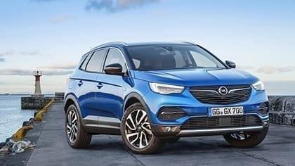 Opel Grandland X min € 4.500,- korting
