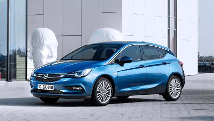 Opel Astra met €5.500,- korting