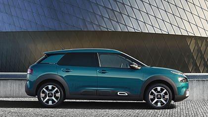 Citroën C4 Cactus min. € 4.000,- korting