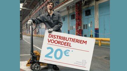 Vervang uw distributieriem en ontvang een Total Tankcard T.W.V. € 20,-