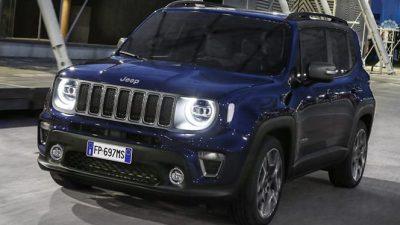 Bekijk Nieuwe Jeep Renegade