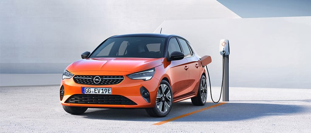 De nieuwe Corsa-E is nu te bestellen!