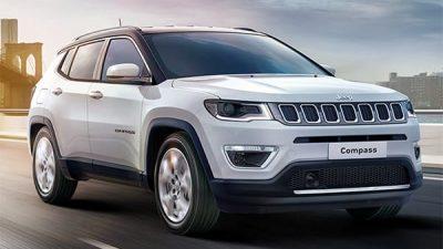 Bekijk Jeep Compass vanaf €499,- Private Lease