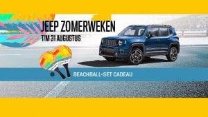 Kom naar de Jeep Zomerweken