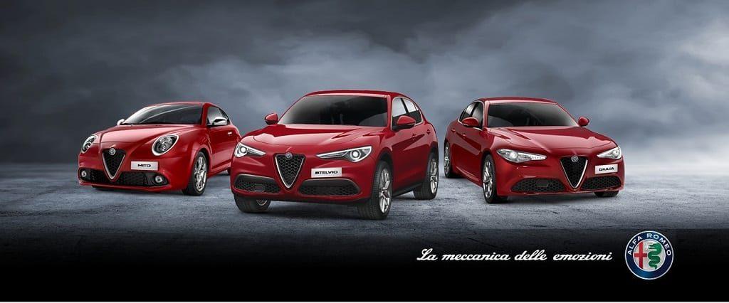 BTW – vrij weken van Alfa Romeo