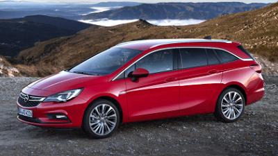 Bekijk Opel Astra Sports Tourer Launch Elegance 1.2 Turbo 130 pk nu met €7.000,- korting