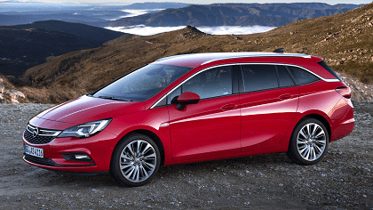 Opel Astra Sports Tourer 1.0 Online Edition nu tot €6.000,- korting