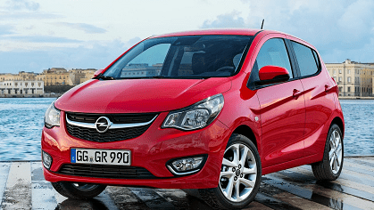 Opel Karl 120 jaar Edition nu met €2.500,- korting