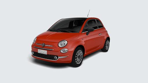 Fiat 500 Fiat 500 Lounge nu met €4.600,- korting