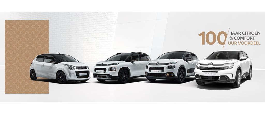 Jubileumdagen Citroën van 12 t/m 15 september