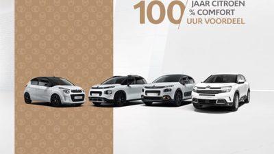 Bekijk Jubileumdagen Citroën van 12 t/m 15 september