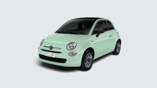 Fiat 500 Fiat 500C 1.2 69PK Eco Young