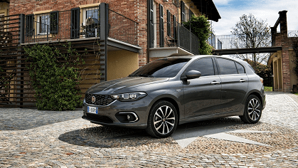 Fiat Tipo Hatchback nu met €5.800,- korting