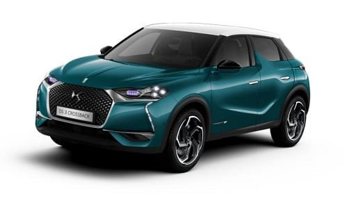 DS 3 CROSSBACK DS3 CROSSBACK PureTech 130 Automatic Grand Chic nu met €3.000,- korting
