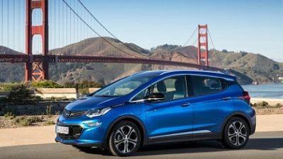 Bekijk Opel Ampera-e nu met €3.000,- korting