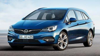 Opel Astra Online Edition nu met €6.000,- korting