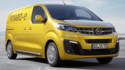 Bekijk Opel Vivaro-e vanaf 2020