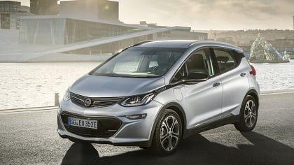 Opel Ampera-e nu met €2.420,- korting