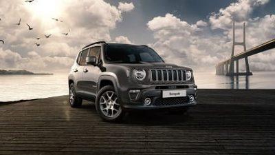 Bekijk Jeep Renegade nu met €1.000,- korting