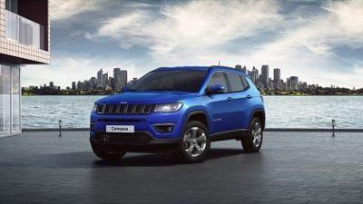 Bekijk Jeep Compass Longitude nu met €5.500,- korting