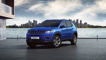 Jeep Compass Sport nu met €4.503,- korting