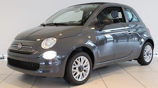 Fiat 500 Fiat 500 Cabrio 1.2 Eco 69 Young