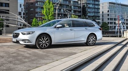 Opel Insignia Sport Tourer 1.5 Turbo 140 pk Innovation